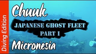 Part I of a technical diving trip I did back in December of 2008 to Chuuk (Truk) Lagoon in Micronesia. We explored the Japanese ...