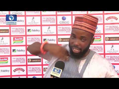The ROYAL HIBISCUS HOTEL Premieres In Lagos   EN
