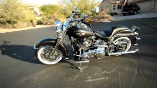 5. 2007 Harley-Davidson Softail Deluxe