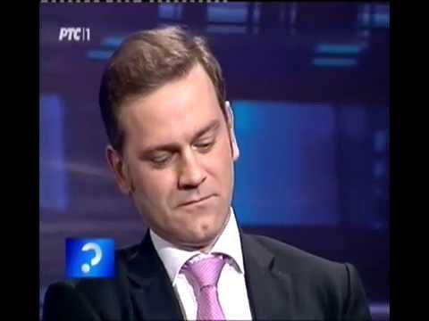 Борислав Стефановић у емисији ''Упитник'' на РТС 1 (23.12.2014) 4/5