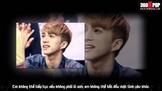 [Vietsub][FMV] Yoo Seung Eun - Because Love Grows (Ken ver) {<span class=