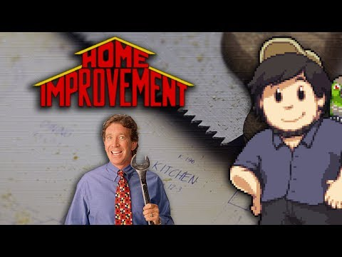 IMPROVEMENT - http://www.NormalBoots.com Home Improvement the game. Where's the Nobel Peace Prize. http://www.Facebook.com/JonTronShow http://www.Twitter.com/JonTronShow S...