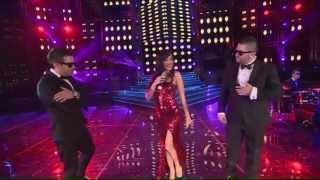STINE FT GB MC&RUDI CAT - TI JE ENGJELL ( Kenga Magjike 2012 - Nata e pare Gjysem Finale )