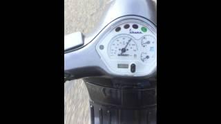 5. Vespa GT 200 120 km/h