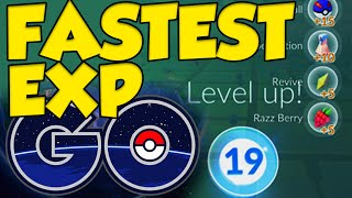 FIRST DAY LEVEL 10?! BEST Pokemon GO Level Up/EXP Guide for New Trainers and EXP Rewards! #PokemonGO by Verlisify