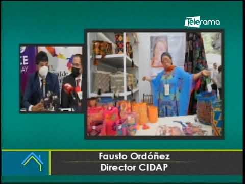 Festival de artesanías de América se realizará del 30 de octubre al 3 de noviembre en Cuenca