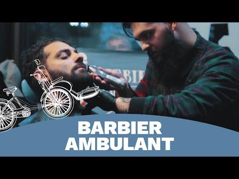 Barbier ambulant - Big Moustache