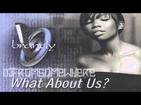 Brandy Vs Kevin Lyttle – What About Us? (Turn Me On Remix)