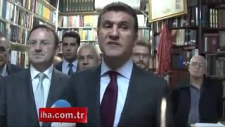 Cumhuriyet Halk Partisi'nin İstanbul Büyükşehir Belediye'si başkan adayı Mustafa Sarıgül olarak açıklandı. http://www.netgazete.com/video/598265.html