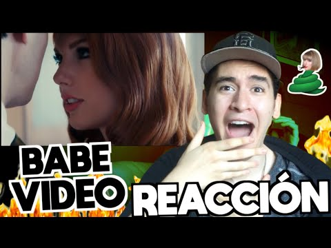 Sugarland - Babe Ft. Taylor Swift | Video REACCIÓN