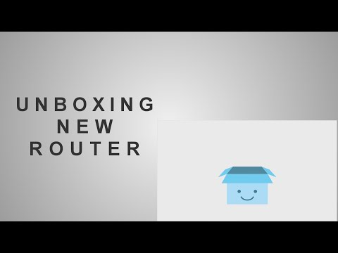 Unboxing Cisco Linksys N150 E800 Wi-Fi Router