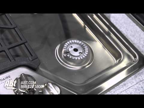 frigidaire 30 gas cooktop fpgc3087ms overview