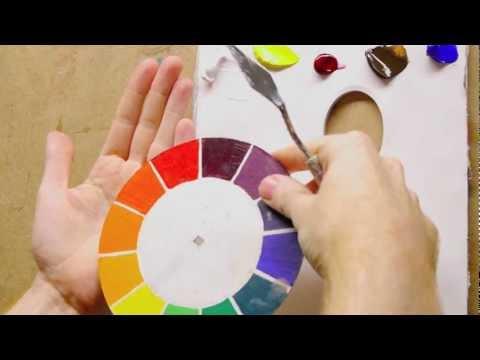 how to make a skin colour