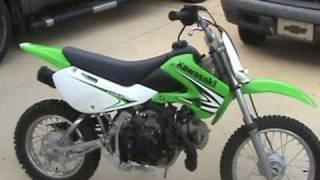 6. Kawasaki KLX 110 sound