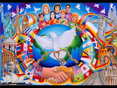 Peace Posters By Children of The World
