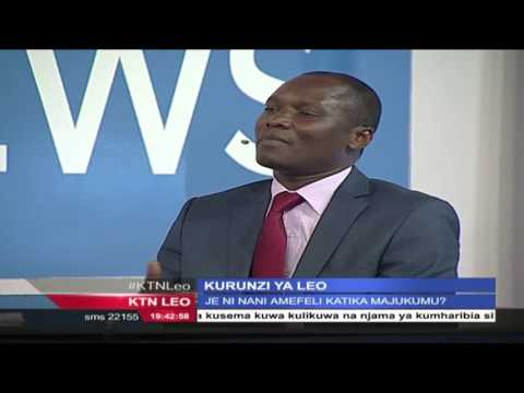 KURUNZI LA LEO: Wanafunzi kuteketeza shule, 27th June 2016