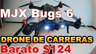 Primer vuelo MJX Bugs 6 Review Español, El drone de carreras barato MJX Bugs 6 250mm RC Brushless Racing Quadcopter.►► Comprar MJX Bugs 6 : https://goo.gl/FCeT5o► Gafas FPV FuriBee VR01 : https://goo.gl/DtwSqA► MJX BUGS 3 para GoPro : https://goo.gl/2LmeFkSuscríbete al Canal: https://goo.gl/EILJiWSígueme en mis Redes sociales:https://www.facebook.com/ComoConfigurarPagehttps://twitter.com/Comoconfigurarhttps://instagram.com/comoconfigurar/