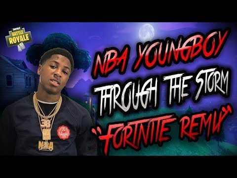 Video Youngboy Never Broke Again-Through The Storm