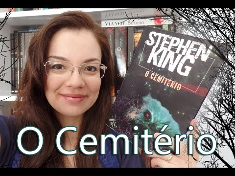 Livro - O Cemitério (Stephen King)