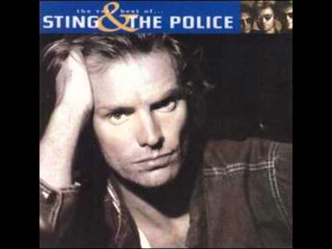 Sting - The Bed's Too Big Without You lyrics