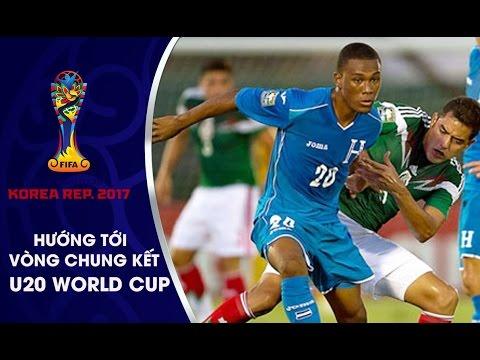 HƯỚNG ĐẾN VCK U20 THẾ GIỚI | U20 HONDURAS - ẨN SỐ LỚN NHẤT ĐỐI VỚI U20 VIỆT NAM