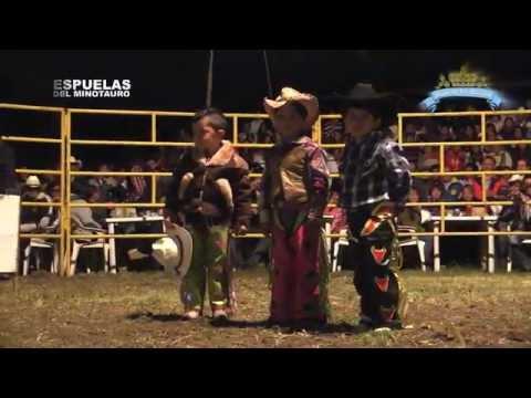 Torneo Infantil de Jinetes Profesionales, Jicotlán Oax 22 Julio 2014