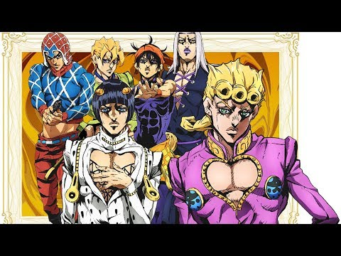 VENTO AUREO ANIME CONFIRMED COMING OCTOBER 2018!
