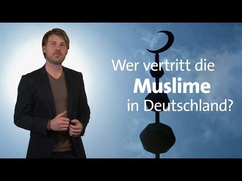 Wer vertritt die Muslime in Deutschland?