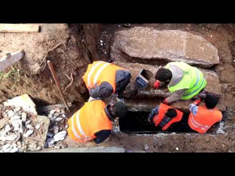 Milas'ta oda mezar bulundu