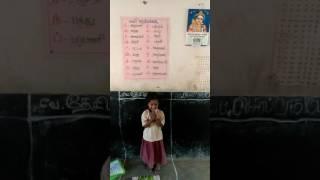 Perambalur India  city photo : Desika 1rst std தமிழ் மெய் எழுத்துக்கள் P. U. P. SCHOOL. PUDUKUDISAI PERAMBALUR TAMILN