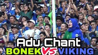 Download Video Siapa Lebih Lantang?! Adu Chant Bonek dan Viking yang berakhir dengan Saling Respect MP3 3GP MP4