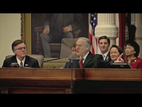 Governor Abbott Declares Convention Of States An