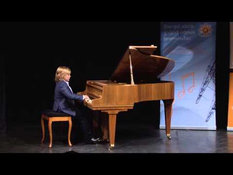 Adj teret a tehetségnek! - Balázs-Piri Soma (zongora) produkciója