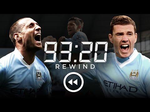Video: MAN CITY 3-2 QPR | HD Extended Highlights | 93:20 Rewind