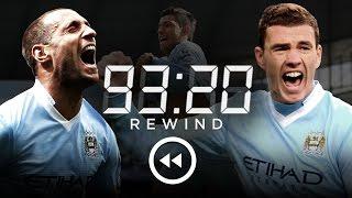 Download Video MAN CITY 3-2 QPR | HD Extended Highlights | 93:20 Rewind MP3 3GP MP4