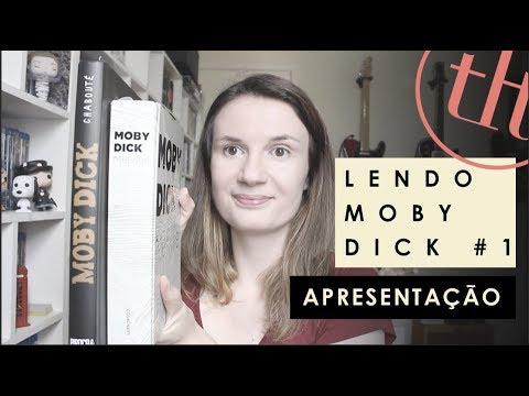 Lendo Moby Dick #1: Apresentação: projeto de leitura conjunta! \o/