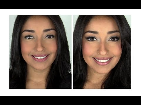 Best Eye Makeup Tips & Tricks: Lower Lash Liner, Shading Outer Corner + Other Effects