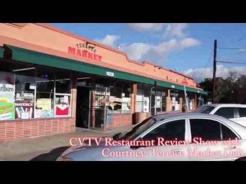 CVTV Restaurant Review Show with Courtney : Terrace Market Deli