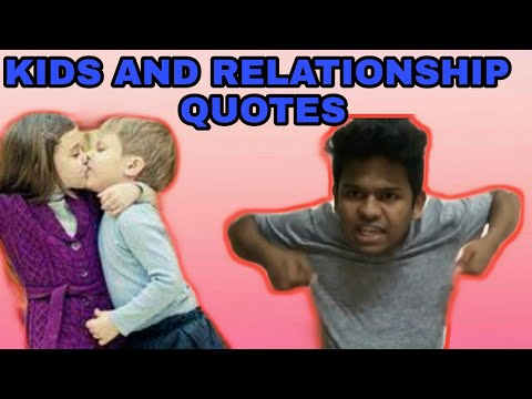 Funny quotes - Kids relationship quotes and goals  Saurabh Ghadge Vines