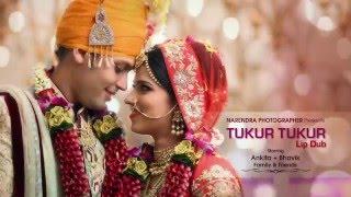 Ankita + Bhavik_Tukur Tukur Lip Dub CC High Res