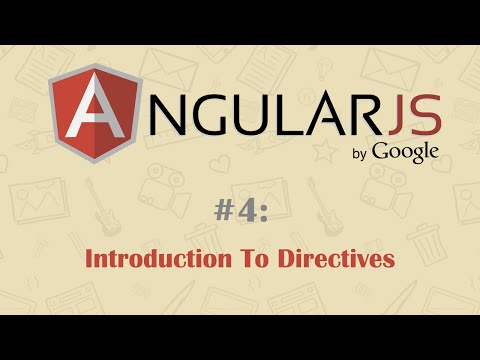 AngularJS Directives Tutorial