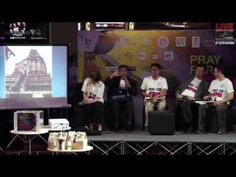 ฮอมน้ำใจ๋ จากใจชาวเชียงใหม่สู่เนปาล - PRAY for NEPAL - Part 02