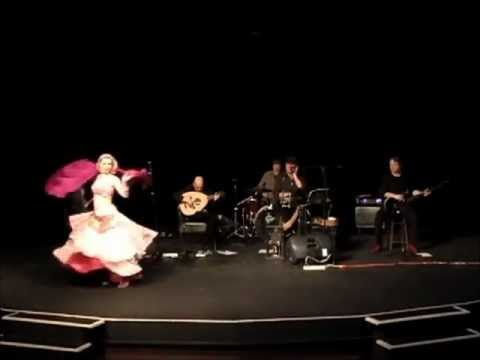 Souzana Belly Dances to live of Music Brothers of the Baladi