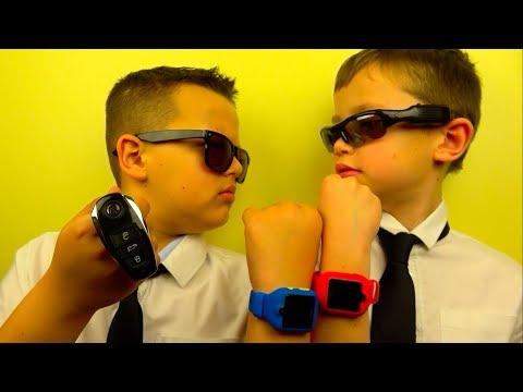 Спецагенты 007 Макс и 009 Ярик выполняют задание в ночном отеле Radisson Blu Kiev (видео)