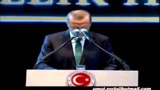 recep tayyip erdoğan  korkma çekinme üzülme hüzünlenme yeise kapılma allah bizimle beraberdir