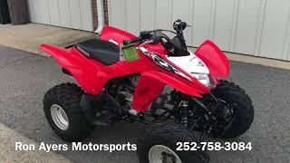 3. 2018 Honda TRX250X
