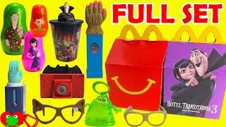 Video 2018 Hotel Transylvania 3 McDonald's Happy Meal Toys MP3, 3GP, MP4, WEBM, AVI, FLV September 2018