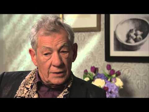 Sir Ian McKellen (On Film) Interview