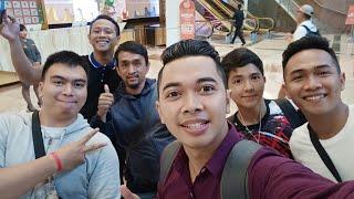 Video VLOG | Zam Ryzam Jirayut Ridwan Krunn DAA4 ke Shopping Mall Taman Anggerik MP3, 3GP, MP4, WEBM, AVI, FLV Februari 2019