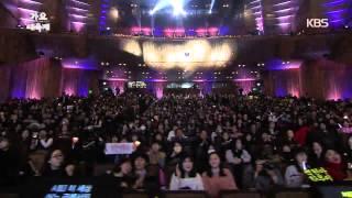 [HIT] KBS 가요대축제-N.EX.T & 비스트(BEAST) & INFINITE & EXO - 그대에게.20141226